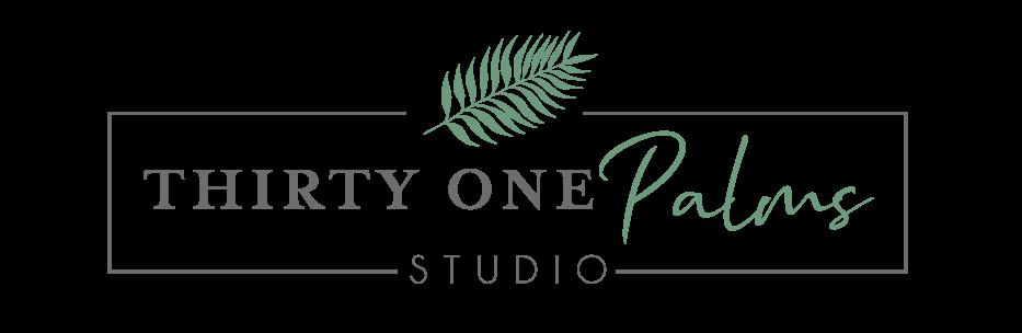 Canva Templates, Branding & Marketing | Thirty One Palms Studio